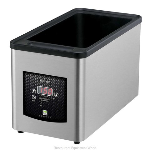 Server Products 86090 Food Pan Warmer/Rethermalizer, Countertop