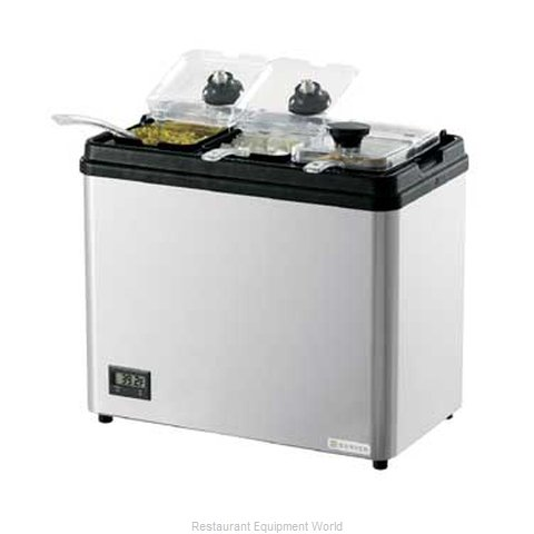 Server Products 86140 Countertop Chiller