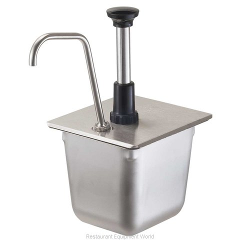 Server Products 86312 Condiment Dispenser, Pump-Style