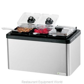 Server Products 87290 Topping Dispenser, Ambient