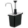 Server Products 87300 Condiment Dispenser, Pump-Style