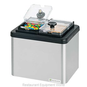 Server Products 87470 Topping Dispenser, Ambient
