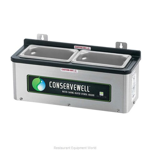 Server Products 87740 Dipper Well