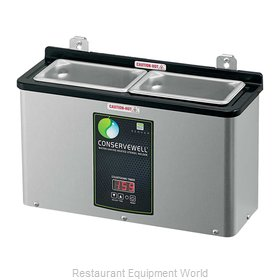 Server Products 87750 Dipper Well