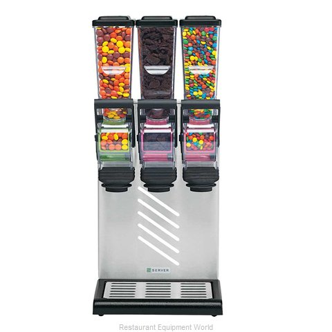 Server Products 89271 Dispenser, Dry Products