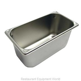 Server Products 90083 Steam Table Pan, Stainless Steel