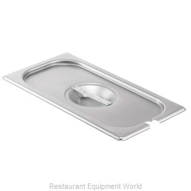 Server Products 90092 Steam Table Pan Cover, Stainless Steel