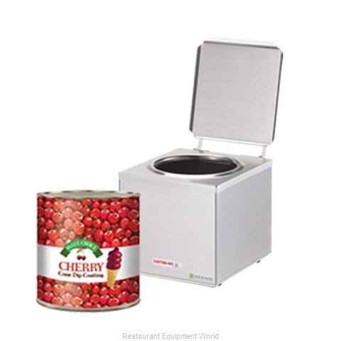 Server Products 92000 Food Topping Warmer, Countertop