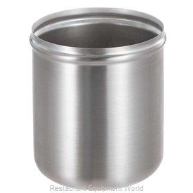 Server Products 94009 Storage Jar / Ingredient Canister, Metal