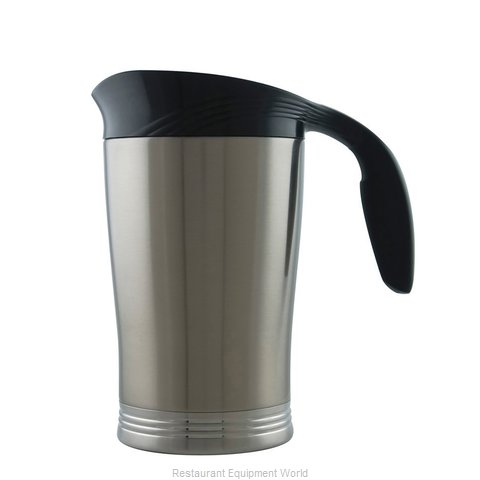 Service Ideas 10-00009-000 Pitcher Server Stainless Steel