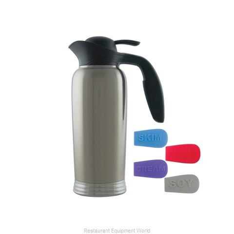 Service Ideas 10-00744-IDPK Creamer Stainless Steel
