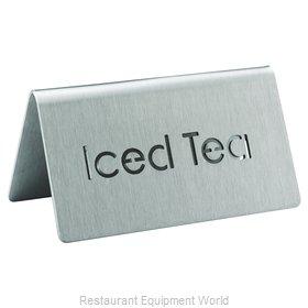 Service Ideas 1C-BF-ICEDTEA-MOD Beverage Sign