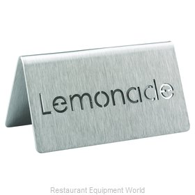 Service Ideas 1C-BF-LEMONADE-MOD Beverage Sign