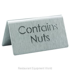 Service Ideas 1C-BF-NUTS-MOD Beverage Sign