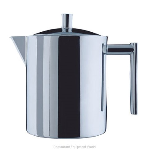 Service Ideas 2109060040 Coffee Pot Teapot Stainless Steel Holloware