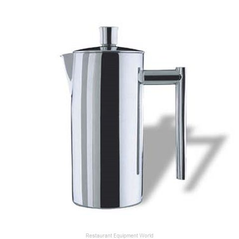Service Ideas 2120 050 040 Coffee Pot Teapot Stainless Steel Holloware