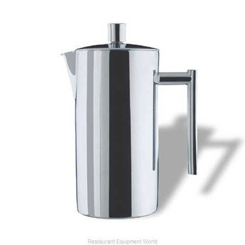 Service Ideas 2120 120 040 Coffee Pot Teapot Stainless Steel Holloware