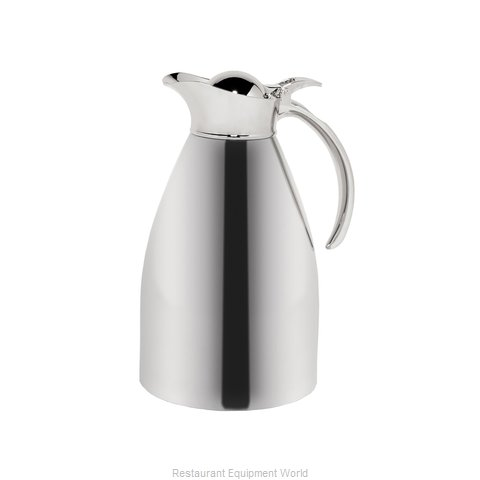 Service Ideas 98215 Coffee Beverage Server Stainless Steel