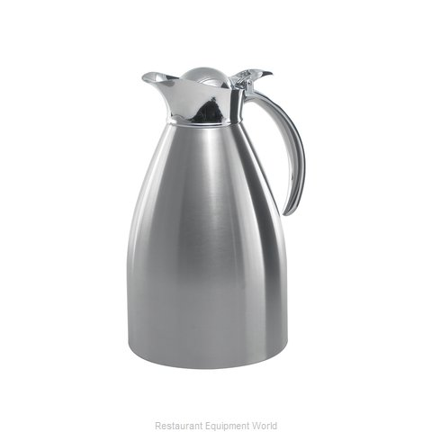 Service Ideas 98215BS Coffee Beverage Server Stainless Steel