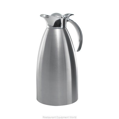 Service Ideas 98220BS Coffee Beverage Server Stainless Steel