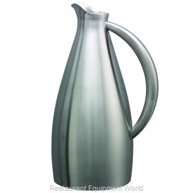 Service Ideas ALTUWPBS Pitcher, Stainless Steel