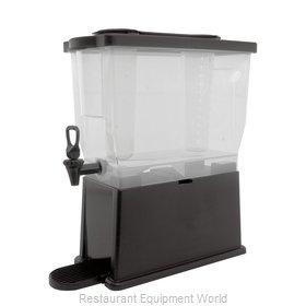 Service Ideas CBDP3BLK Beverage Dispenser, Non-Insulated