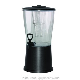 Service Ideas CBDRT3BL Beverage Dispenser, Non-Insulated