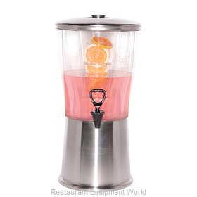 Service Ideas CBDRT3SS Beverage Dispenser, Non-Insulated