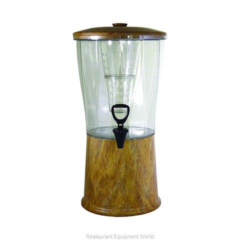 Service Ideas CBDRT3SSMB Beverage Dispenser, Non-Insulated