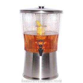 Service Ideas CBDRT5SS Beverage Dispenser, Non-Insulated