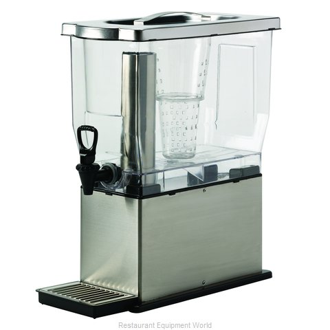 Service Ideas CBDT3SS Beverage Dispenser, Non-Insulated