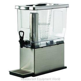Service Ideas CBDT3SS Beverage Dispenser, Non-Insulated