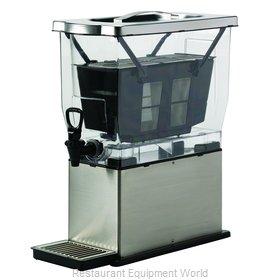 Service Ideas CBNS3SS Beverage Dispenser, Non-Insulated
