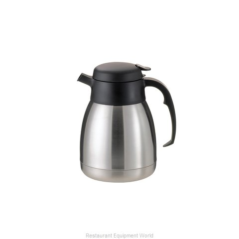 Service Ideas FVP12 Coffee Beverage Server Stainless Steel