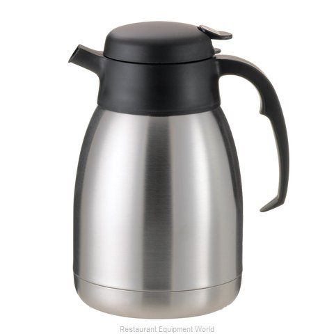 Service Ideas FVP15 Coffee Beverage Server Stainless Steel