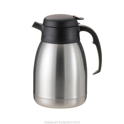 Service Ideas FVP20 Coffee Beverage Server Stainless Steel