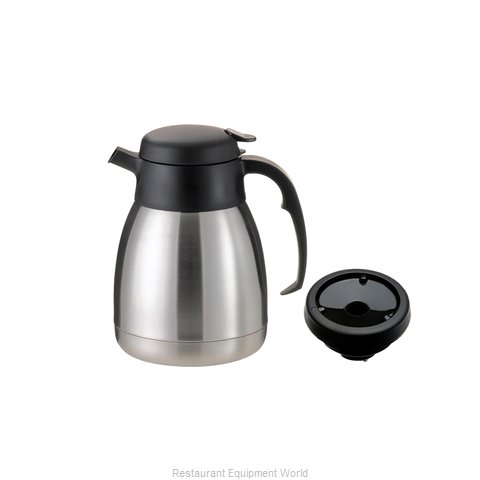 Service Ideas FVPB12 Coffee Beverage Server Stainless Steel