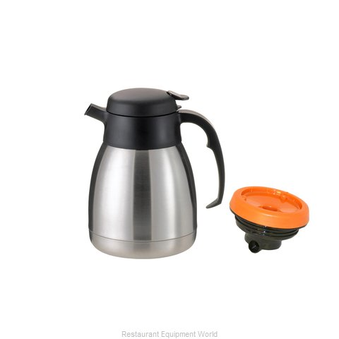 Service Ideas FVPB12D Coffee Beverage Server Stainless Steel
