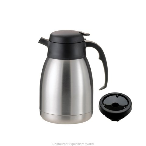 Service Ideas FVPB15 Coffee Beverage Server Stainless Steel