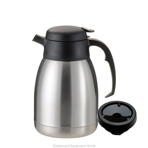 Service Ideas FVPB20 Coffee Beverage Server Stainless Steel