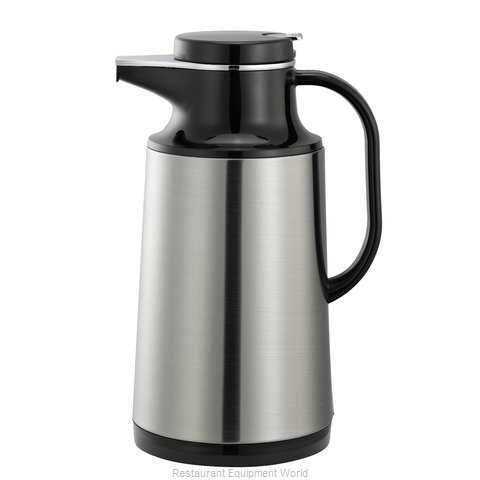 Service Ideas HPS101 Coffee Beverage Server Stainless Steel