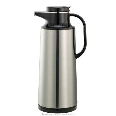 Service Ideas HPS161 Coffee Beverage Server Stainless Steel