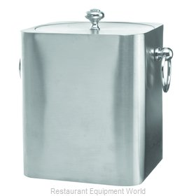 Service Ideas IBSQ3BS Ice Bucket