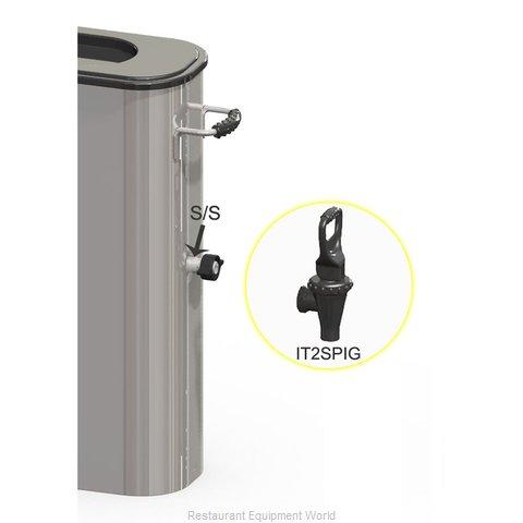 Service Ideas IT2SPIG Beverage Dispenser, Faucet / Spigot
