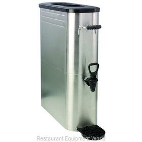 Service Ideas ITSLS5GPL Tea Dispenser