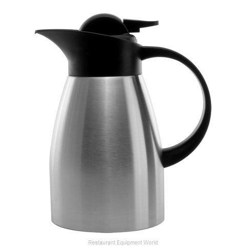 Service Ideas KVP1000 Coffee Beverage Server Stainless Steel (Magnified)