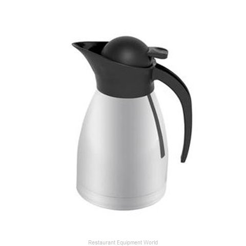 Service Ideas KVP1000M Coffee Beverage Server Stainless Steel