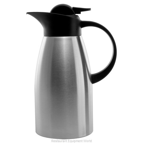 Service Ideas KVP1500 Coffee Beverage Server Stainless Steel (Magnified)