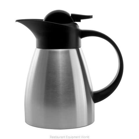 Service Ideas KVP67 Coffee Beverage Server Stainless Steel