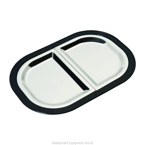 Service Ideas LO125BLC Sizzle Thermal Platter